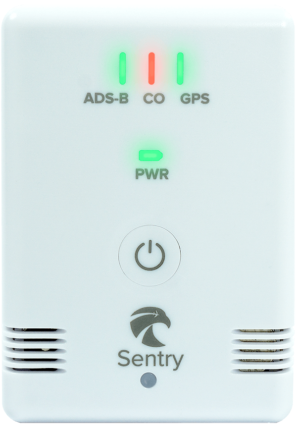 Sentry with Carbon Monoxide alerting